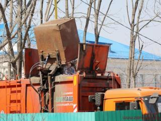 Фото: zspk.gov.ru | В Приморье будут штрафовать за препятствие вывозу ТКО