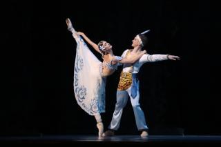 Фото: Екатерина Дымова / PRIMPRESS | Грандиозная премьера на Приморской сцене Мариинского театра: во Владивостоке покажут «Баядерку»