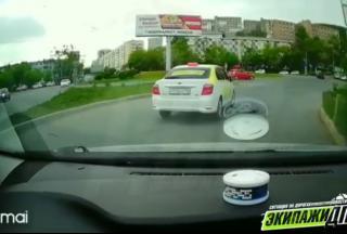 Фото: кадр из видео | «А он хорош»: жители Владивостока разоблачили автоподставщика