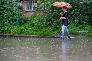 Фото: Татьяна Меель / PRIMPRESS | В ближайшие выходные на Приморье обрушатся дожди