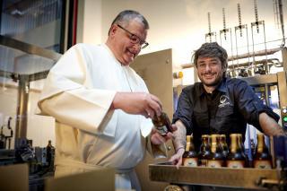 Фото: Grimbergen Abbey Brewery   Открываем новую главу в истории бельгийского пива: пивоварение возвращается в аббатство Гримберген впервые более чем за 200 лет