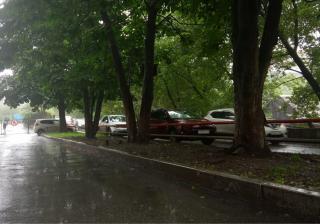 Фото: PRIMPRESS | С дождей и гроз начнется следующая неделя в Приморье