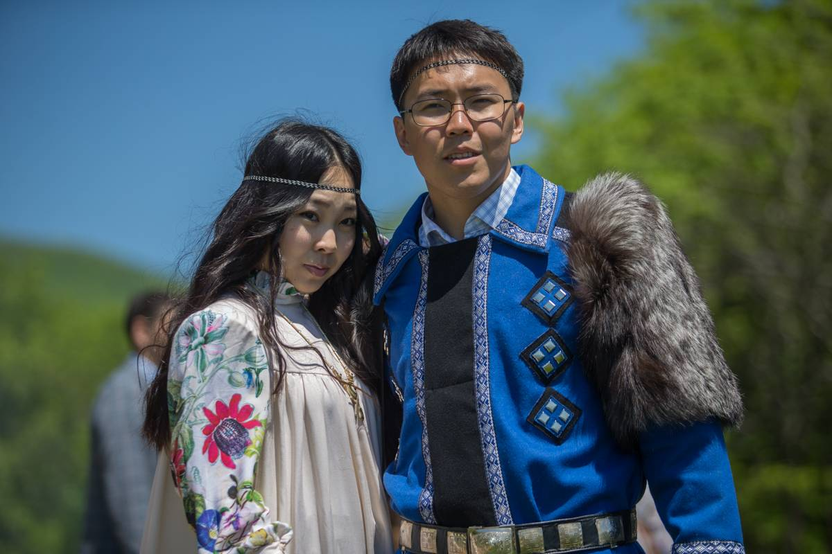 Во Владивостоке отметили якутский национальный праздник Ысыах