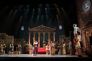 Фото: Екатерина Дымова / PRIMPRESS | Громкая театральная премьера: такого во Владивостоке еще не было (фото)