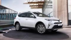 RAV4 стал хитом продаж Тойоты в апреле
