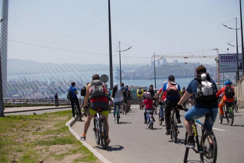 По Владивостоку на велосипеде: где покататься в городе и насколько это безопасно