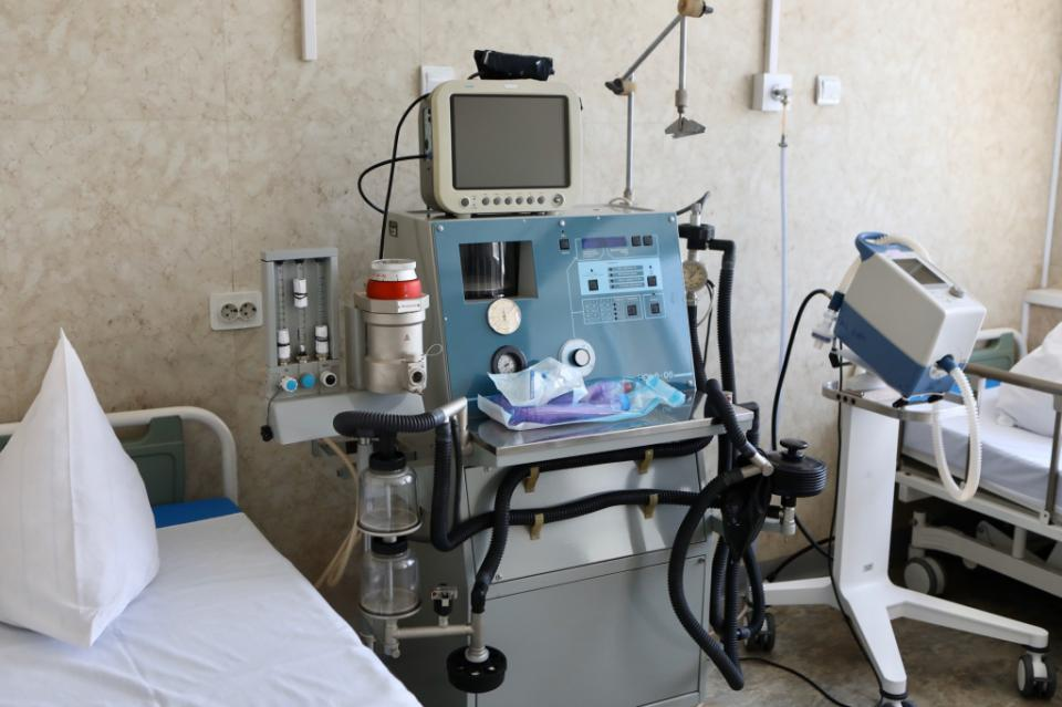 Количество пациентов с коронавирусом в Приморье приближается к двум тысячам