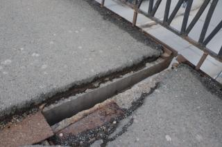 Фото: Екатерина Дымова / PRIMPRESS | «Как бы беда не случилась»: смертельная опасность поджидает жителей Владивостока в оживленном районе