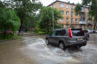 Фото: Татьяна Меель / PRIMPRESS | Дожди обрушатся на Приморье на этой неделе