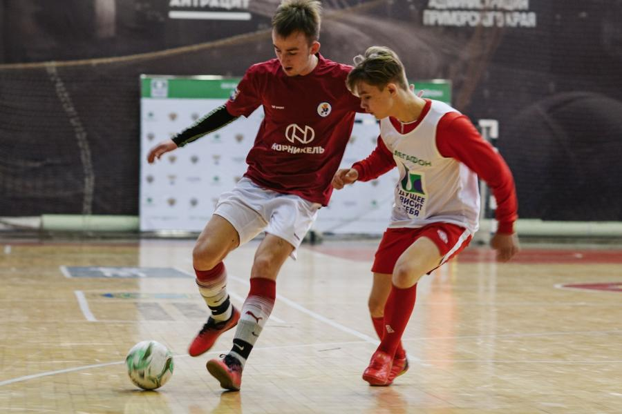 Футболисты из Уссурийска  чемпионы страны по мини-футболу