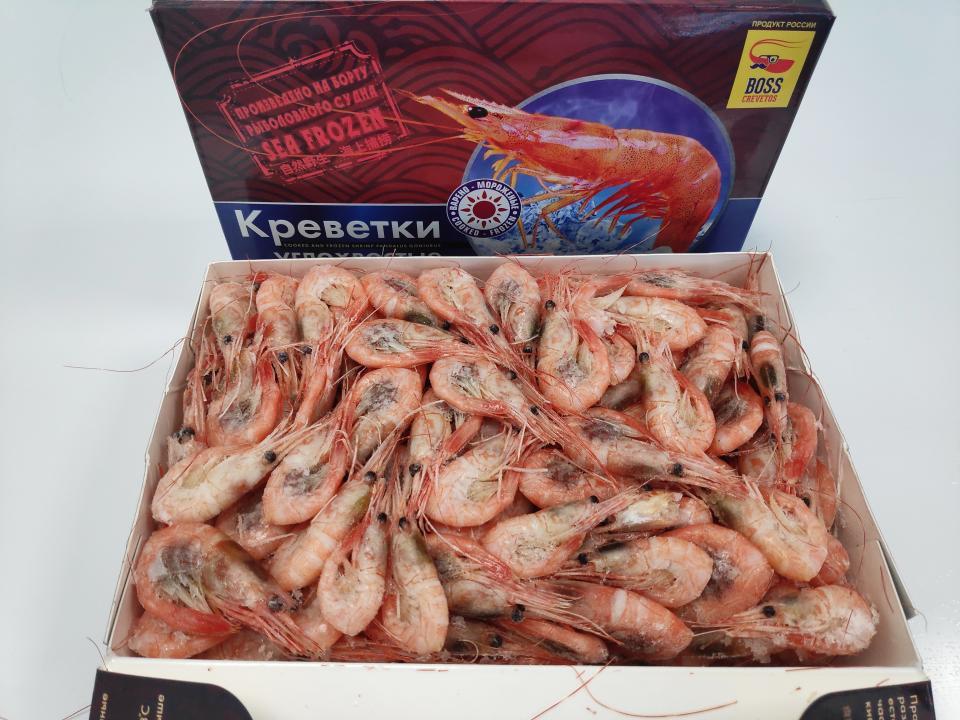 Команда «Босскреветос» ответила приморцу, который купил креветки с «сюрпризом»