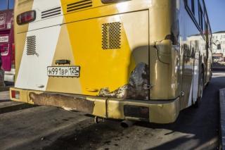 Фото: Анна Шеринберг / PRIMPRESS | «Это просто жесть»: автобусный «беспредел» возмутил жителей Приморья