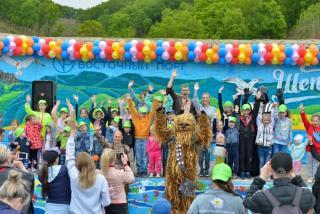 Фото: АО «Восточный Порт» | Компания АО «Восточный Порт» ярко и масштабно отметила День защиты детей