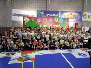 Фото: предоставлено организаторами   Более 150 спортсменов приняли участие в открытом турнире по кикбоксингу в Дальнереченске