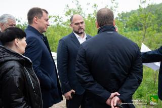 Фото: Анастасия Котлярова / vlc.ru   Во Владивостоке приступили к строительству современной школы
