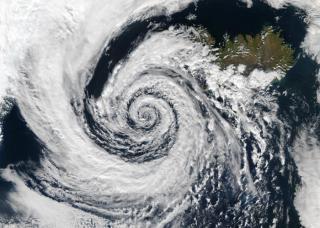Фото: pixabay.com   Приморские синоптики рассказали об очередном тайфуне, зародившемся в Тихом океане