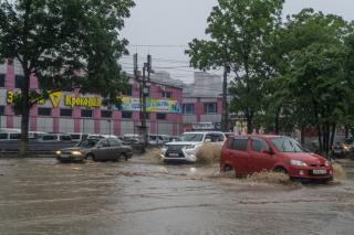 Фото: Татьяна Меель / PRIMPRESS | Скоро накроет: озвучены подробности удара стихии по Приморью