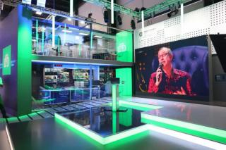 Фото: МегаФон | МегаФон и НТВ проведут первую федеральную телетрансляцию в 5G