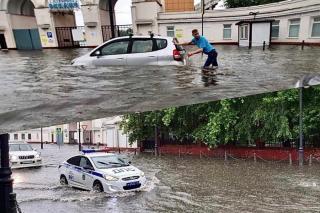 Фото: кадр YouTube/Japan Auto   «Тайфун покажется сказкой»: синоптики ухудшили прогноз для Приморья на 3-4 июня