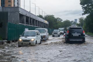 Фото: Татьяна Меель / PRIMPRESS | Сильный дождь обрушится на Приморье в ближайшие сутки