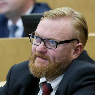 Фото: duma.gov.ru | Милонов предложил оставить без пенсии некоторых россиян