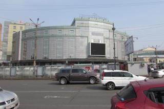 Фото: PRIMPRESS   Известное здание, которое бесит горожан, снесут в центре Владивостока