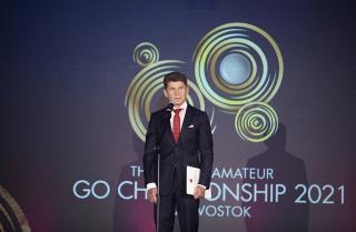 Фото: primorsky.ru   Во Владивостоке стартовал чемпионат мира по Го
