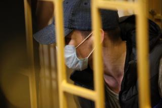 Фото: PRIMPRESS   Житель Владивостока с гранатой напал на микрокредитную организацию
