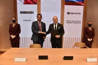 Фото: МегаФон   МегаФон поделится с Ooredoo опытом поддержки крупных спортивных мероприятий