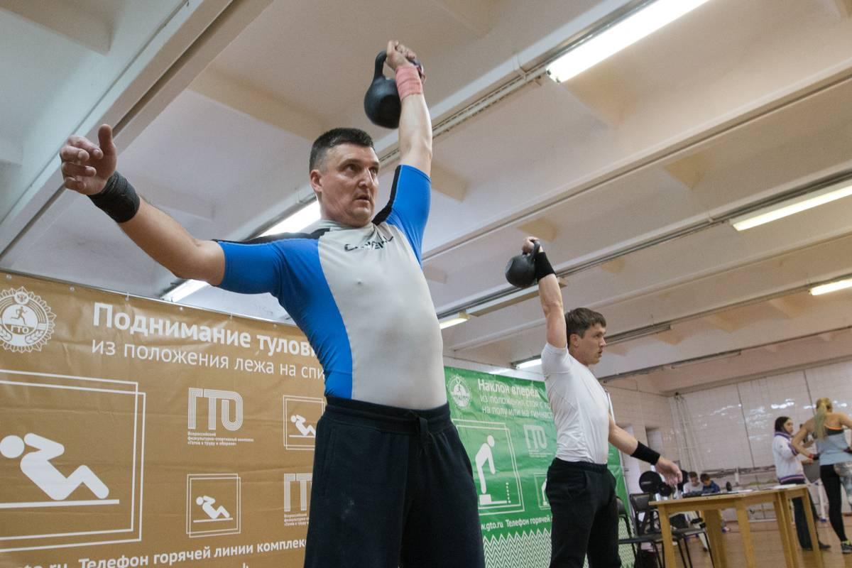 Во Владивостоке прошел единый день ГТО