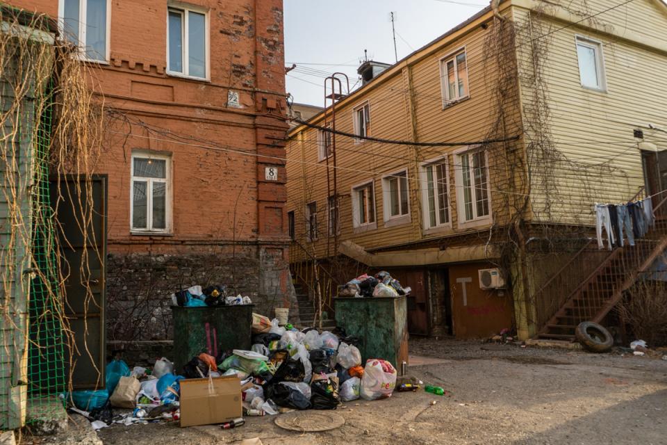 5 самых острых экологических проблем Приморья