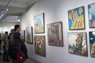 Фото: Екатерина Дымова / PRIMPRESS | «Онлайн непобедит»: приморские галеристы оценили новый формат работы выставочных пространств