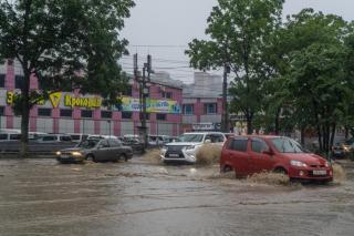 Фото: Татьяна Меель/ PRIMPRESS | Кратковременные дожди с грозами: озвучен прогноз погоды на выходные