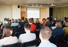 «Билайн» рассказал студентам приморских вузов, как добиться успеха