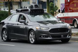 Фото: Wikipedia/Dllu   Водитель Uber приехал на АЗС, и вот почему теперь его обсуждает пол-Приморья