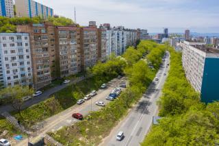Фото: Татьяна Меель   До конца июня: лютые пробки ждут жителей Владивостока