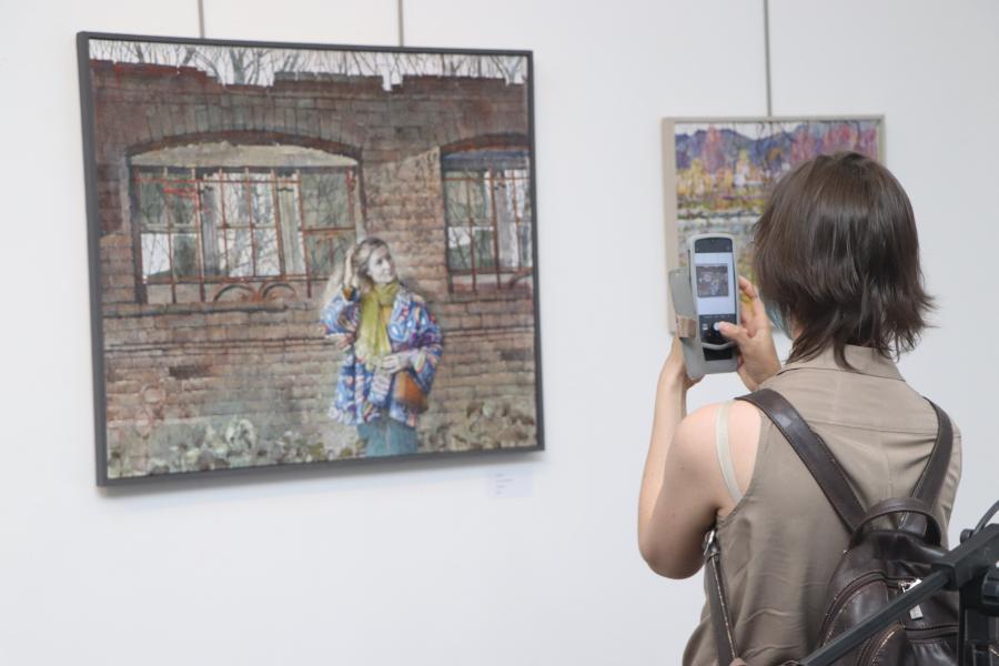 Во Владивостоке открылась выставка «Разговор о...»