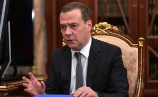 Фото: пресс-служба Кремля   Медведев назвал истинную цель повышения пенсионного возраста в РФ