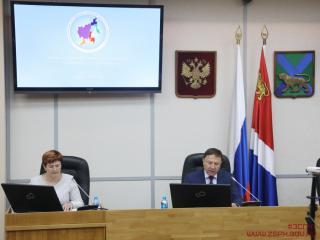 Фото: zspk.gov.ru | ЗС ПК обратилось в Госдуму с обращением, касающимся реализации программы «Дальневосточный гектар»