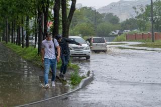 Фото: Татьяна Меель / PRIMPRESS | Дожди обрушатся на Приморье в ближайшие двое суток