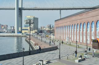 Фото: Александр Потоцкий / PRIMPRESS   Синоптики рассказали, когда во Владивостоке будет хорошая погода