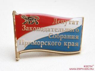 Фото: zspk.gov.ru | В Приморье в трех чтениях принят закон, касающийся оснований для лишения полномочий депутата краевого парламента