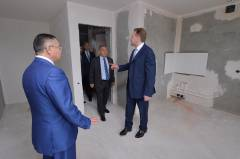 Куратор строек АТЭС Шувалов посмеялся над покупателями маленьких квартир