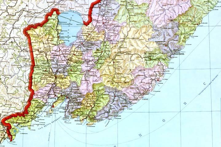 Смех на карте: 46 необычных названий городов, деревень и рек Приморья