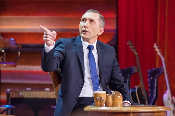 Дмитрий Грачев: «Попал в Comedy Club в должности премьер-министра»