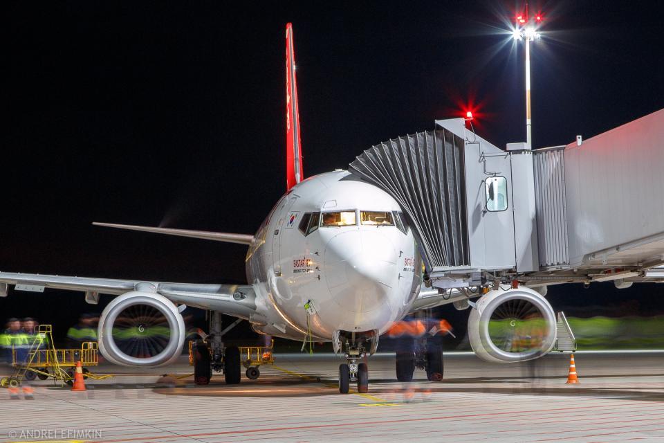 Состоялся первый рейс Сеул – Владивосток авиакомпании Eastar Jet
