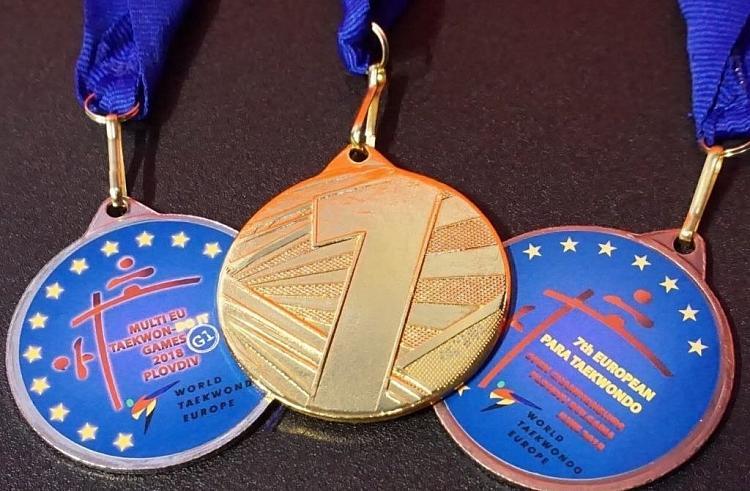 Приморские спортсмены завоевали золото на Первых Мульти-Европейских играх
