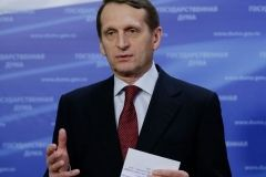 В Приморье с рабочим визитом приехал председатель Государственной думы