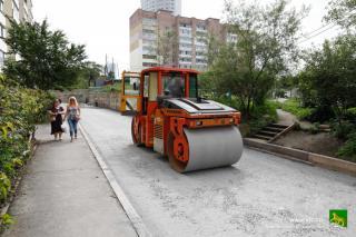 Фото: vlc.ru | Во Владивостоке в 2022 году благоустроят 80 дворов