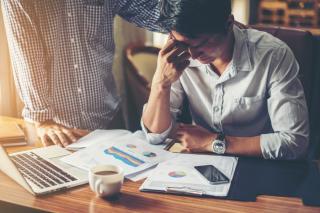 Фото: freepik.com | Аналитики оценили потери экономики из-за стресса работников